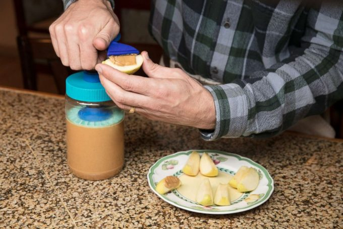 The Peanut Butter Pump