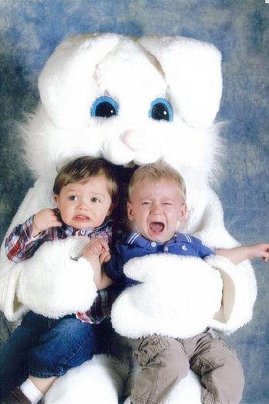 Terrifying Easter Bunnies