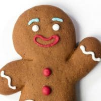 The Gingerbread Man Is Now a Gingerbread Person. Your Thoughts?