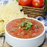 Weight Watchers Salsa