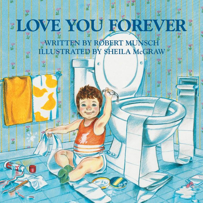 Love You Forever | The Sad But True Story Behind the Book