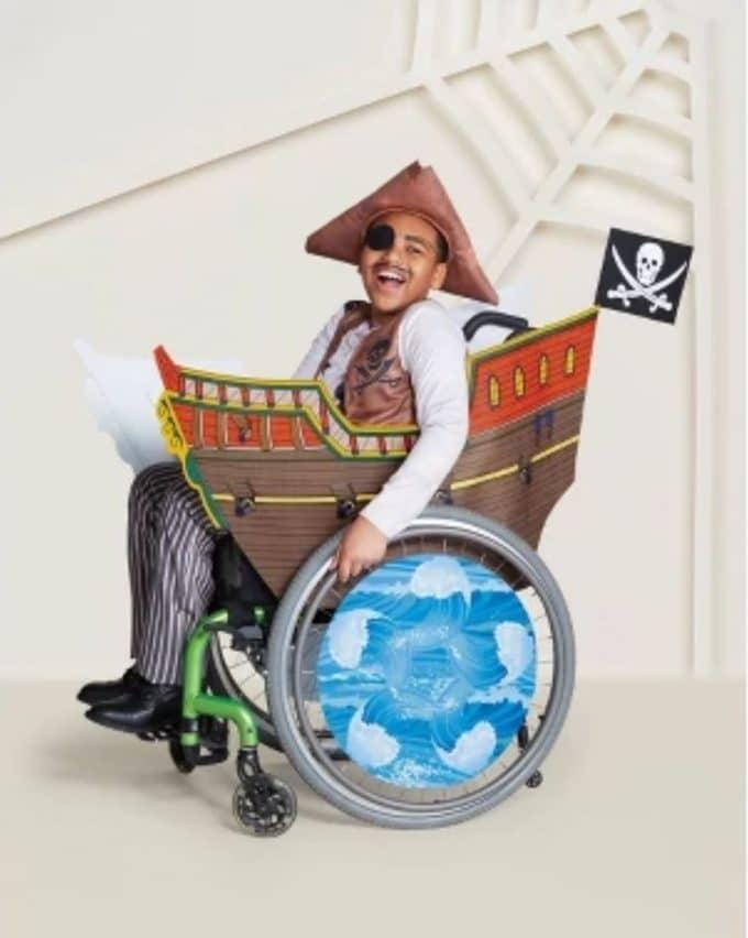 Target Releasing Halloween Costumes for Kids in Wheelchairs