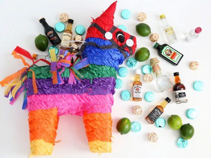 Booze Pinatas