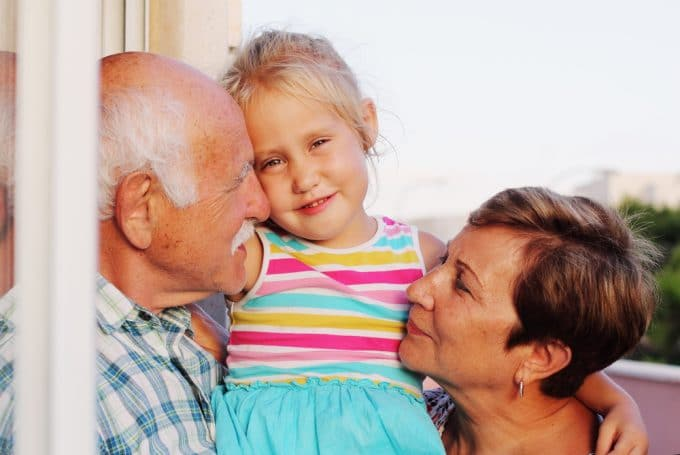 6 Important Benefits Of Living Near Grandparents - Kitchen