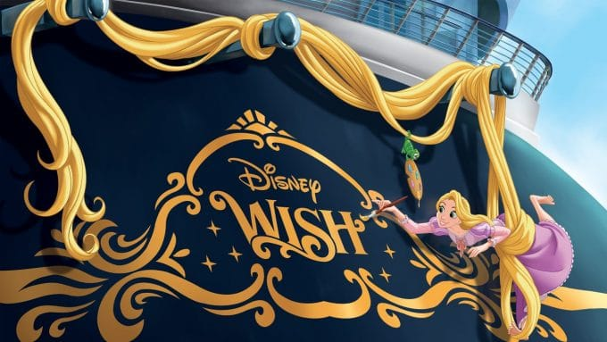 WISH Disney Cruise Ship