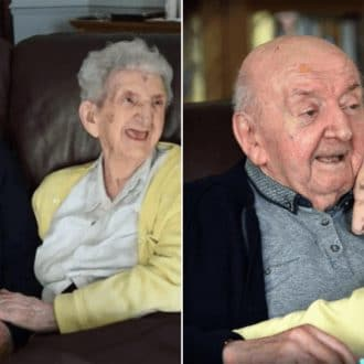 98-Year-Old Mom Moves Into Nursing Home to Care for 80-Year-Old Son