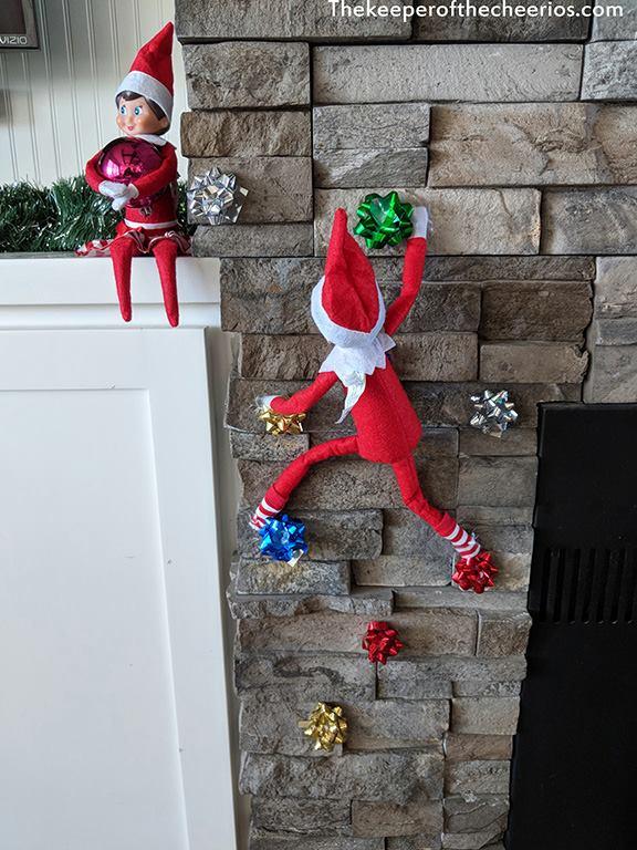 Wall Climbing Elf