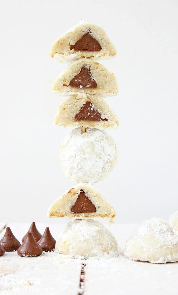 Hershey's Secret Kiss Cookies