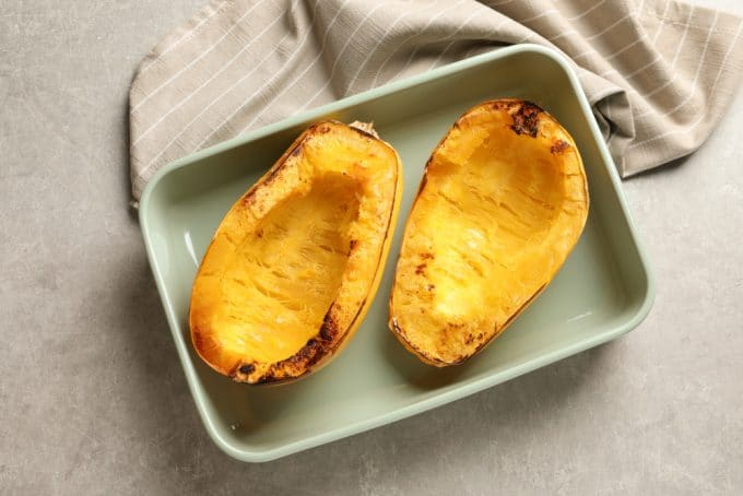 Roasting Squash in the Oven