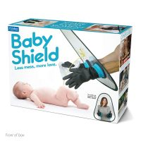 The Baby Shield Offers Less Mess and More Love When Handling Your Baby