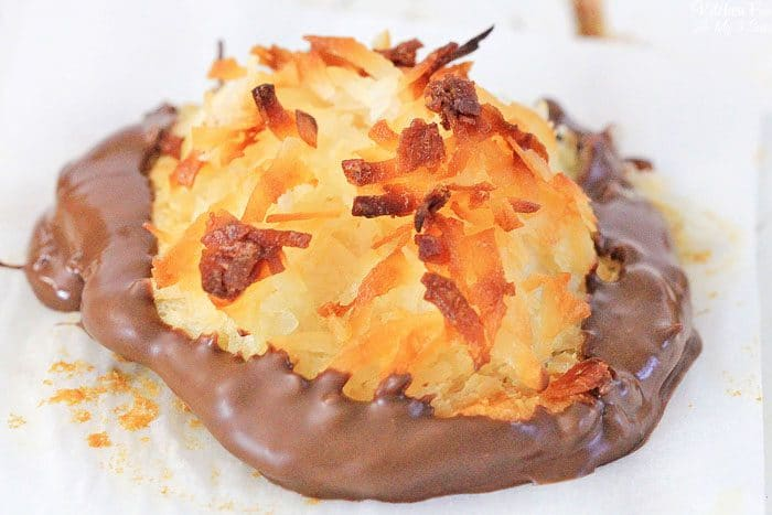 The Best Coconut Macaroons Recipe