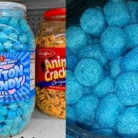 Move Over Cheese Balls, Cotton Candy Balls Are Taking Over