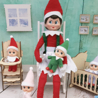 Elf on the Shelf Babies