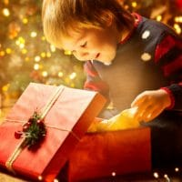 Let's stop flooding our kids with gifts. The 4 Gift Rule will give them the best Christmas