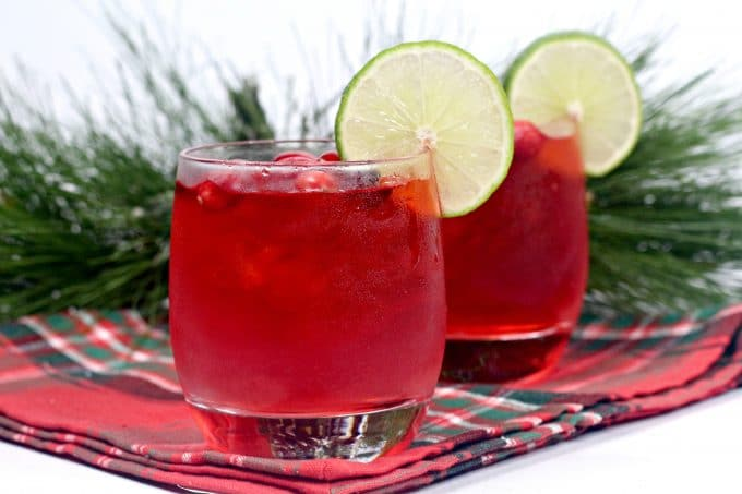 Christmas Margarita