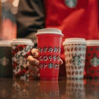 All Starbucks Drinks Are Buy One, Get One Every Thursday in December