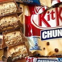 Kit Kat Cookie Dough Bar