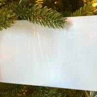 The White Envelope