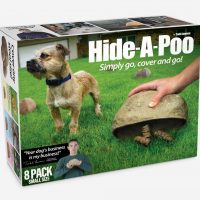 Hide-a-Poo Fake Rock - Lets You Hide Your Dogs Poop Instead Of Picking It Up