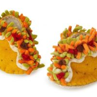 Baby Taco Booties are here to get your Baby ready for a Fiesta
