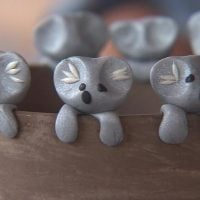 A 6-Year-Old Boy Is Making Clay Koalas To Raise Money For The Australian Fires. He's Raised Over $100,000