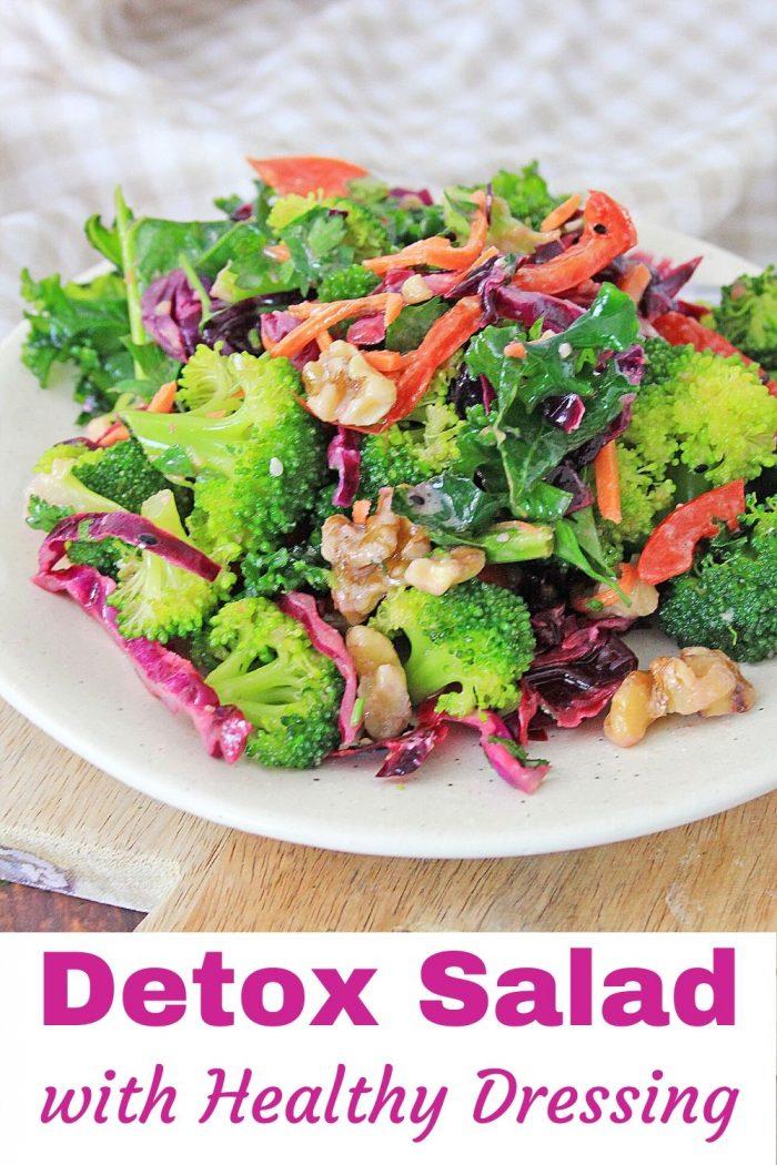 detox salad picture for pinterest