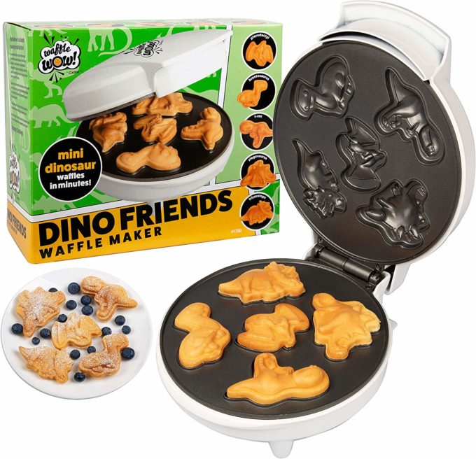 Dinosaur Waffle Maker