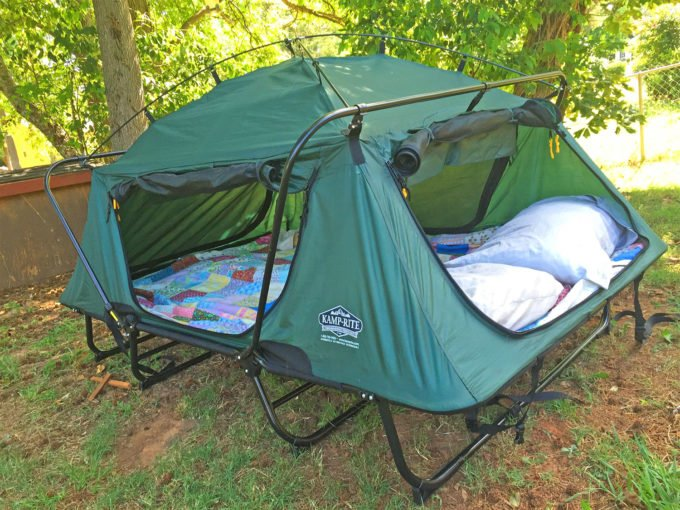 Double Cot Tent