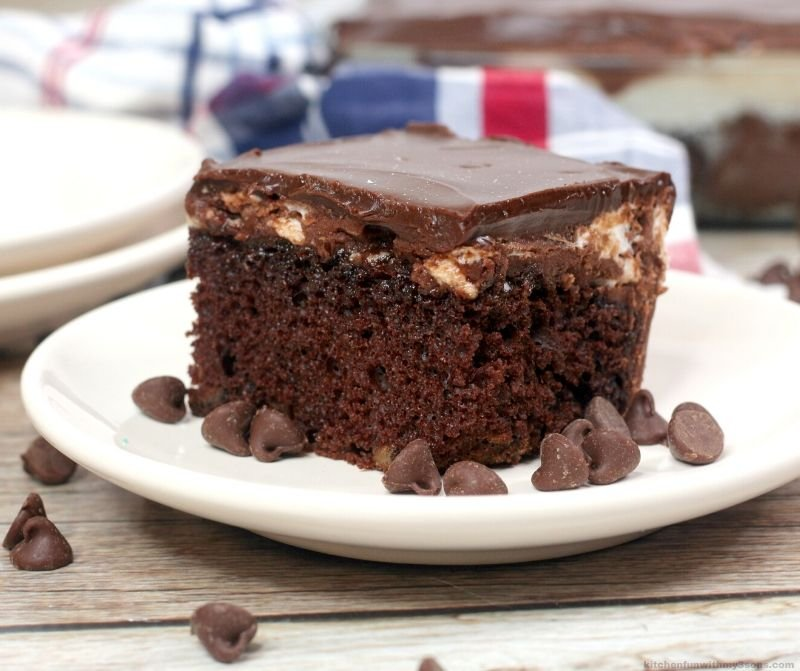 Best Ever Mississippi Mud Cake Recipe