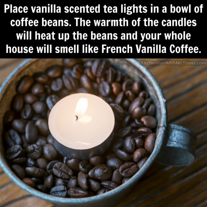 French Vanilla Coffee Fragrance for your Home