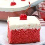 Delicious Classic Cherry Cake Recipe