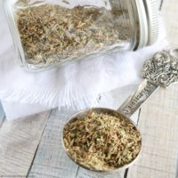 Homemade Italian Seasoning Mix