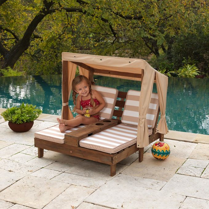 Kids Outdoor Lounger Patio Furniture