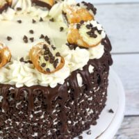 Layered Cannoli Cake Recipe
