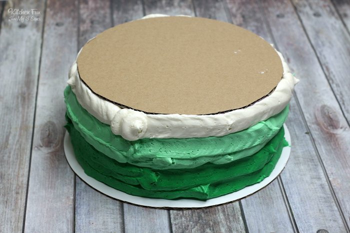 Mint Cake Frosting