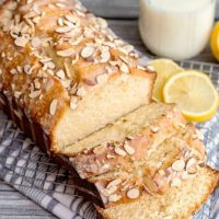 Almond Lemon Bread Recipe