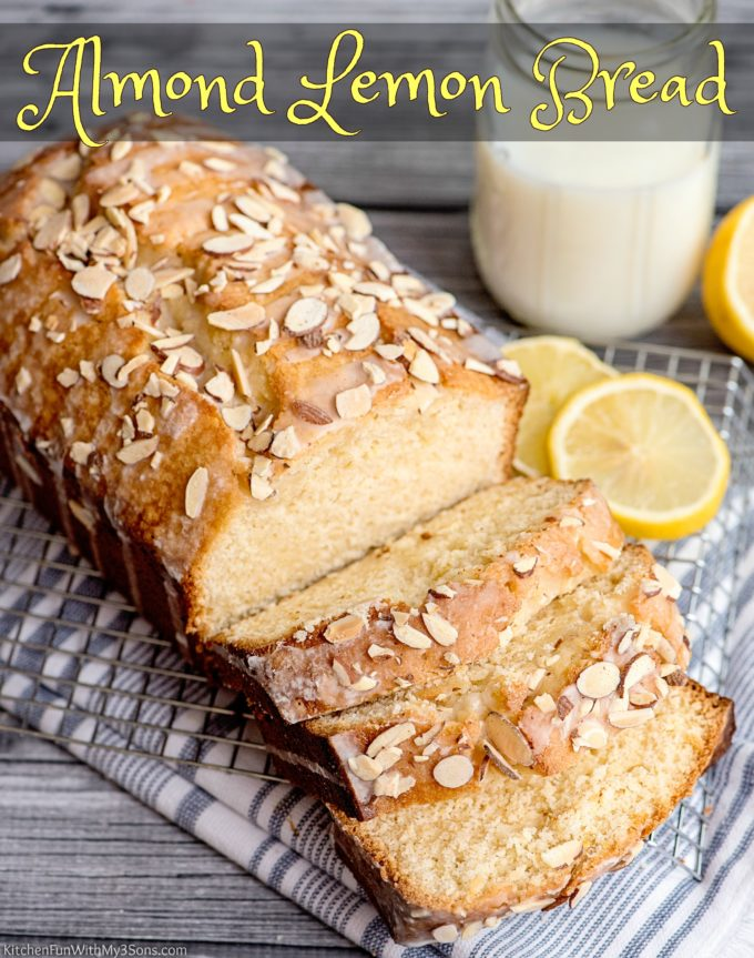 Almond Lemon Bread