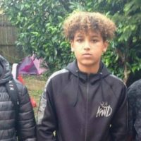 Three boys spotted a man about to jump off a bridge, grabbed him and didn't let go