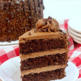 easy chocolate blackout cake