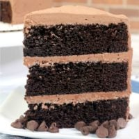 Chocolate Mayo Cake Recipe