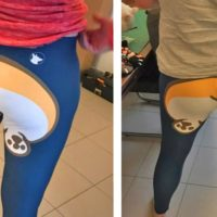 You Can Get Leggings That Turn Your Booty Into a Corgi Butt