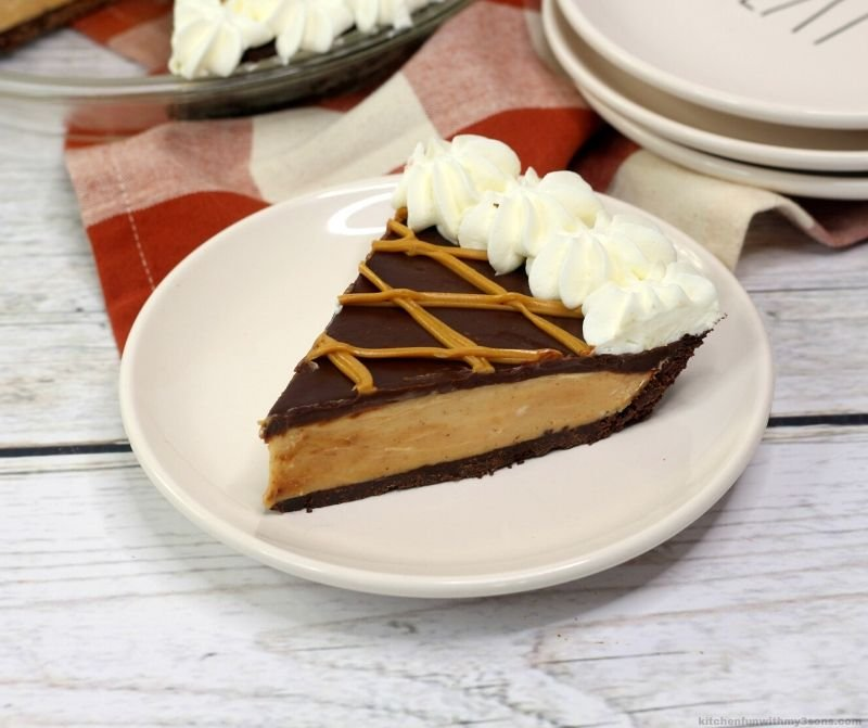 old fashion peanut butter pie