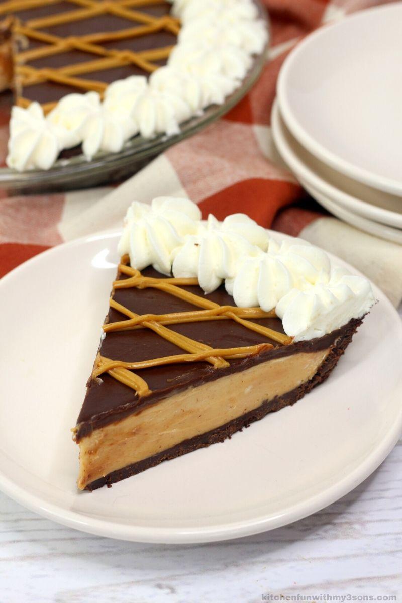 old fashion peanut butter pie