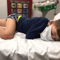 Little Boy Asks Mom if He will Die After Getting Coronavirus