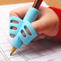 This Pencil Grips Teach Kids How To Properly Grip a Penci