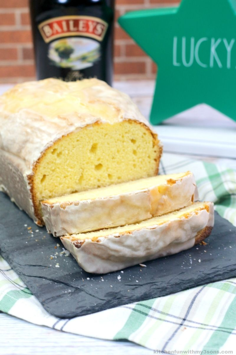 Bailey's Pound Cake Recipe