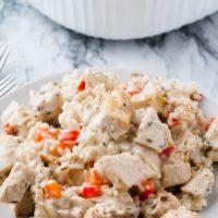 Chicken and Rice Casserole