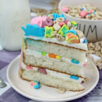 Lucky Charms Cake Recipe