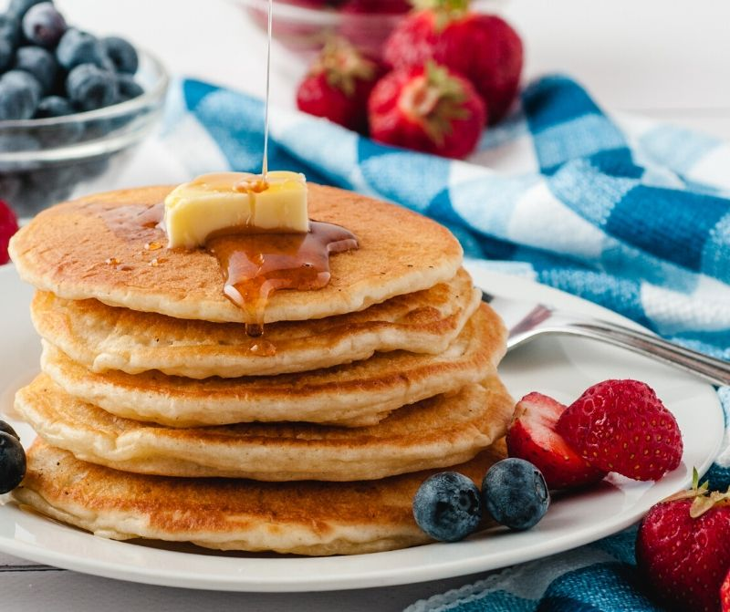 Make Ahead Fluffy Pancake Recipe