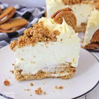 Oatmeal Cream Pie Cheesecake (No-Bake)